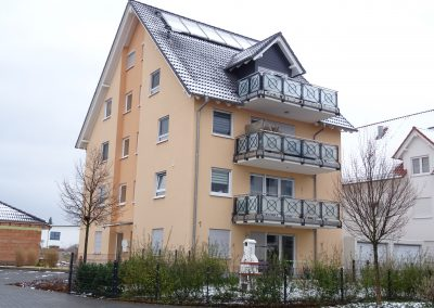 5 Eigentumswohnungen