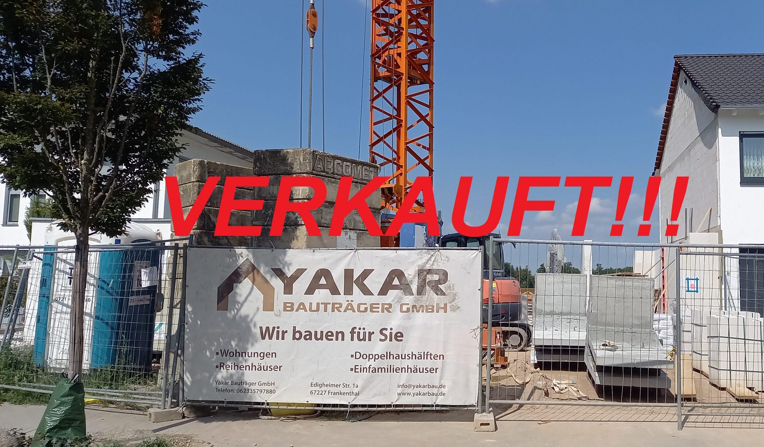 Ludwigshafen Ernst Kunz Str Ansicht VERKAUFT